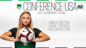 Ashley Seltzer All-Academic Team