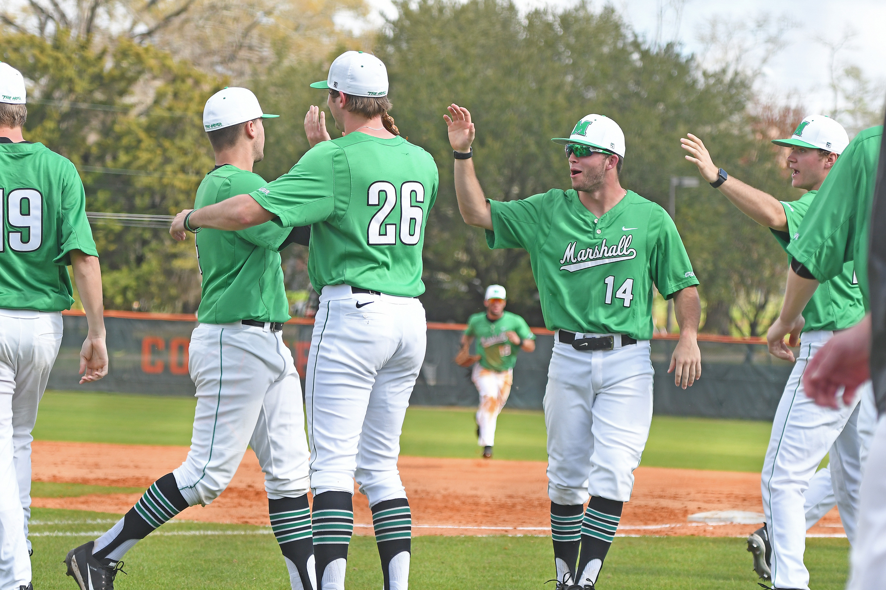 a25cd945d HERD SPLITS C-USA DOUBLEHEADER WITH FIU - Marshall University Athletics